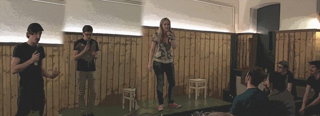 Vronihof ComedyNight März 2017